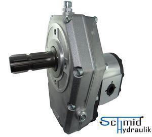 Zapfwellengetriebe Mit Stummel Und 50ccm Pumpe Bg3 Schmid
