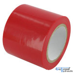 Isolierband rot 50x10m